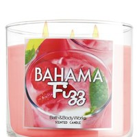 Bahama Fizz 14.5 oz. 3-Wick Candle   - Slatkin & Co. - Bath & Body Works