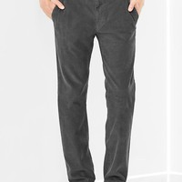 Tailored Cord Pant Slim Fit