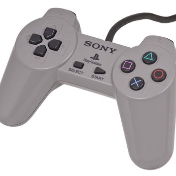 Playstation 1 Original Controller - Playstation (Game Only)