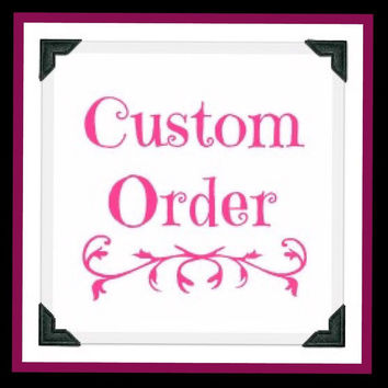 Custom Vinyl Decal- Car & Trailer
