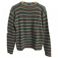 Multicolour wool knitwear & sweatshirt PRADA Multicolour