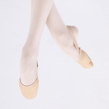 New Canvas Ballet Yoga Modern Half Palm Dance Dance Indoor Shoes Belly Dance Shoes