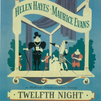 Twelfth Night 11x17 Broadway Show Poster (1940)