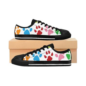 The Color Paw Women's Sneakers