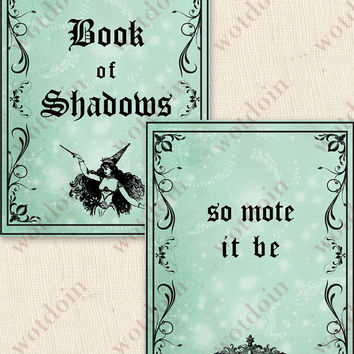picture relating to Printable Book of Shadows called Retailer E-book Of Shadows Magazine upon Wanelo