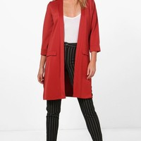 Alice Pocket Duster Coat | Boohoo