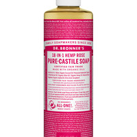 Dr. Bronner's Pure-Castile Liquid Soap - Rose - Just Arrived - Beauty - Macy's