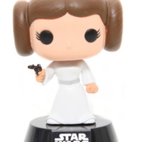 Star Wars Pop! Series 1 Princess Leia Vinyl Bobble-Head