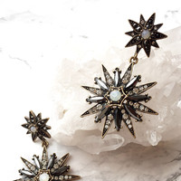 Night Burst Star Earrings