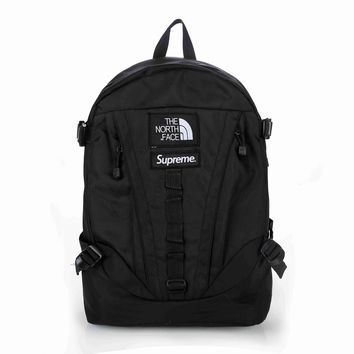 The North Face x Supreme Backpack Travel Bag 3M Reflective Bookbag Sport Laptop Bag School Bag