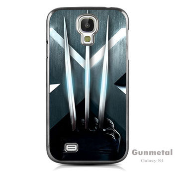 Marvel X-men Case For Samsung Galaxy S4 + Screen Protector + Stylus