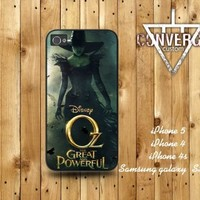 iPhone4/4S 5,Samsung Galaxy S2/S3 case- Oz the great and powerful-Theodore