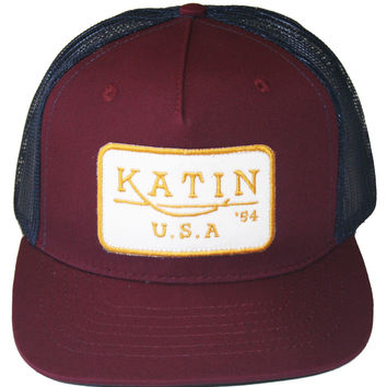 "Katin USA ""Uppercut"" Mesh Snap Back Cap (Assorted Colors)"