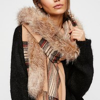 Countryside Luxe Plaid Scarf