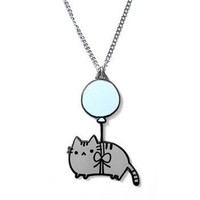 Balloon Kitty Necklace | ShanaLogic