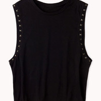 Pyramid Studded Muscle Tee