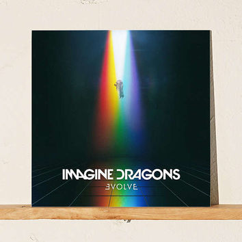 Imagine Dragons - Evolve LP | Urban Outfitters