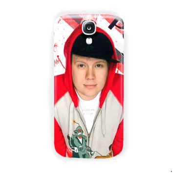 Patrick Stump Fall out boy FOB Band For Samsung Galaxy S4 Case