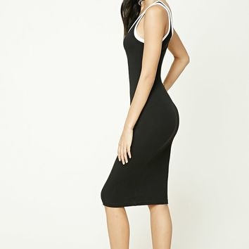 Ringer Bodycon Dress