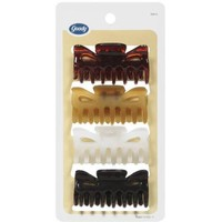 Goody Hair Clips, 4 count - Walmart.com