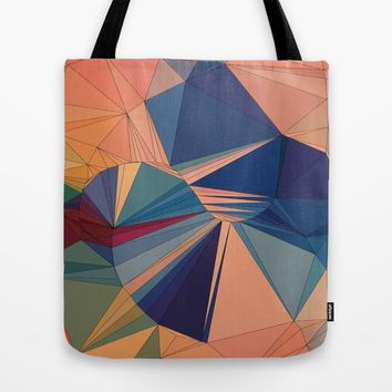 Everything is Everything Tote Bag by Ducky B