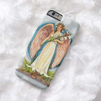 Claire Blossom Angel Barely There iPhone 6 Case