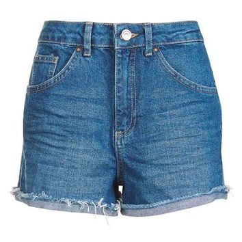 MOTO Girlfriend Shorts - Shorts - Clothing