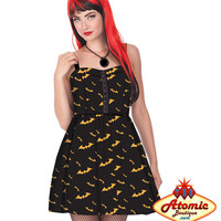 Jawbreaker Bat Dress