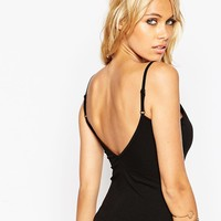 ASOS The Strappy Body With Thong 2 Pack at asos.com