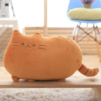 Purrfect Pusheen Pillow - 5 Color Options