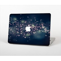 "The Dark & Glowing Sparks Skin Set for the Apple MacBook Pro 15"" with Retina Display"