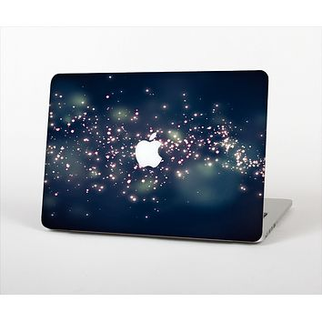"The Dark & Glowing Sparks Skin Set for the Apple MacBook Pro 13"" with Retina Display"