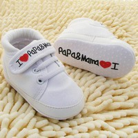 Baby Shoes 0-18M Toddler Boy Girl Soft