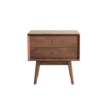 Concise Wood 14.9'' Wide Storage Cabinet