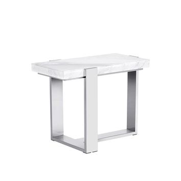 WALFRED END TABLE - MARBLE