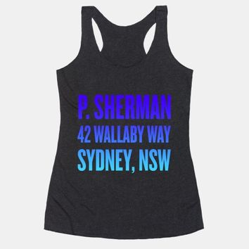 P. Sherman 42 Wallaby Way Sydney | T-Shirts, Tank Tops, Sweatshirts and Hoodies | HUMAN