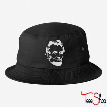 Abe Lincoln bucket hat