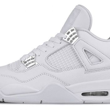 BC DCCK Nike Air Jordan 4 Pure Money GS