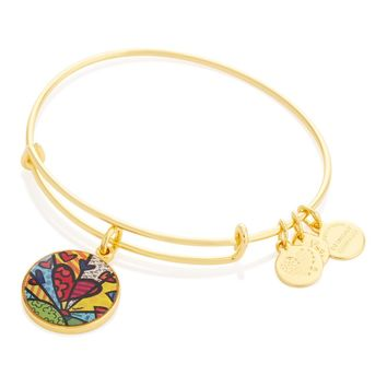 A New Day Art Infusion Charm Bangle