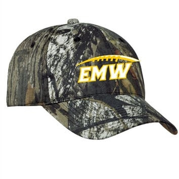 EMW Football Port Authority® Pro Camouflage Series Cap