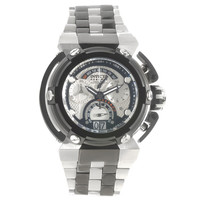 Invicta 16047 Men's Specialty Reserve Silver Dial Two Tone Steel Chronograph Dive Watch