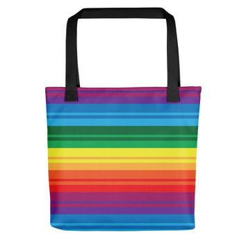 PRIDE, RAINBOW Tote bag
