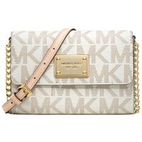 MICHAEL Michael Kors Jet Set Item Large Phone Crossbody