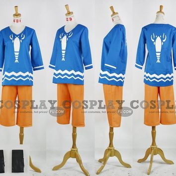 Custom Link Costume from The Legend of Zelda The Wind Waker - Tailor-Made Cosplay Costume