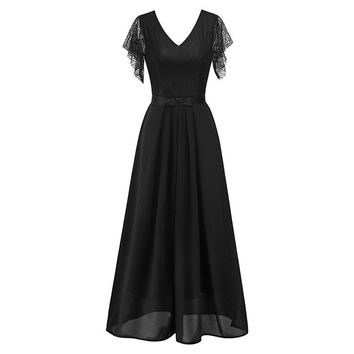The Floating Lady Dress