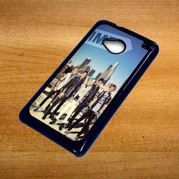 IM5 band zero gravity For Htc One M7 Case *76*