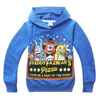Hoodies Five Nights at Freddys Clothes Sweatshirts - 3 STYLES/3 COLORS