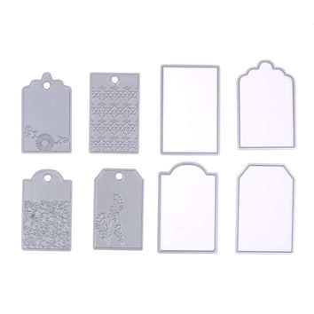Carving Plaque Series Set Metal Cutting Dies DIY Scrapbook Album Paper Card
