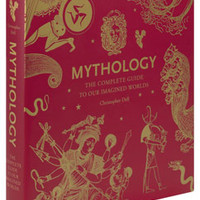 Mythology: The Complete Guide To Our Imagined Worlds | Folio Illustrated Book