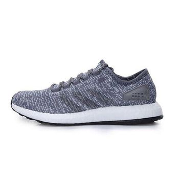 New Arrival Authentic Adidas PureBOOST Men's Breathable Running Shoes Sports Sneakers